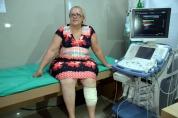 Técnica de tratamento de varizes com espuma já atendeu 360 pacientes no Hospital de Base