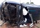 Vídeo: Vítima de grave acidente em frente a Unir está em coma