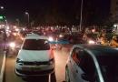 Vídeo: Motoristas de aplicativos fecham acesso à BR-364 em protesto por aumento de combustíveis