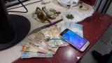 Adolescentes são apreendidos com drogas na Zona Leste da capital