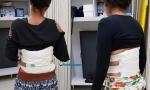 Mulheres são presas no aeroporto da capital tentando embarcar com cocaína presa ao corpo