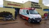 Crime passional: Jovem leva tiro no tórax na Zona Leste