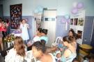 Maternidade Mãe Esperança promove atividade para incentivar a doação de leite