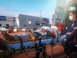 Motociclista atropela pedestre na BR-364 em Porto Velho e foge sem prestar socorro