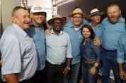 Só na Bença prestigia solenidade de abertura da 7ª Rondônia Rural Show