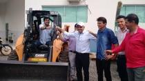 Expedito Netto visita municípios do interior para entregar equipamentos e anunciar liberação de emendas