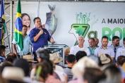 Força produtiva do Estado é destacada por Maurão de Carvalho na abertura da Rondônia Rural Show