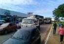 Protestos contra alta de combustíveis continuam; Trevo do Roque em Porto Velho volta a ser fechado