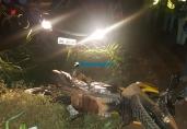 Motorista embriagado atropela e deixa mototaxista em estado grave na BR 364