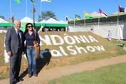 Assembleia Legislativa homenageia pioneiros de Ji-Paraná durante a Rondônia Rural Show
