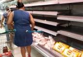 Supermercados Irmãos Gonçalves não tem mais carne para venda em Porto Velho