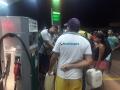 Vídeo: Filas imensas no primeiro posto que já vende gasolina em Porto Velho