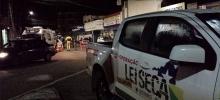 Dez motoristas são presos na Operação Lei Seca em Porto Velho