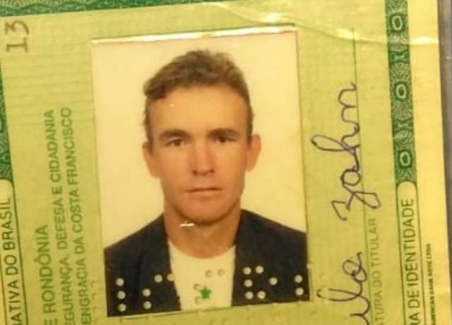 Preso o homem que matou PM a golpes de foice em Rondônia; assassino era cunhado da vítima