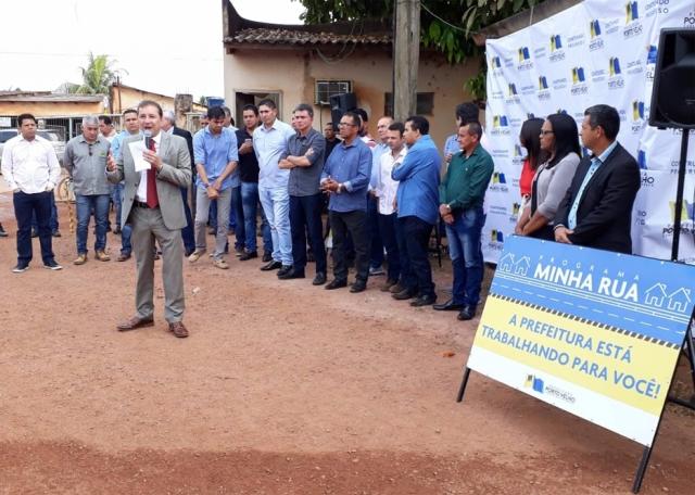 Prefeitura inicia projeto para limpar bairros das zonas Sul e Leste e pede apoio da população