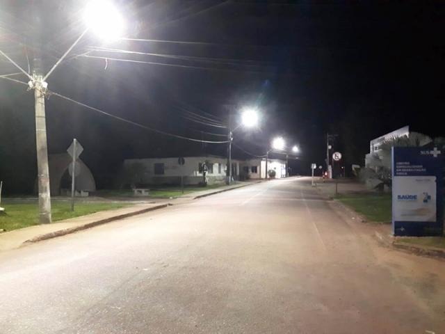 Expedito Netto tem pedido atendido e EMDUR instala iluminação na região do Santa Marcelina
