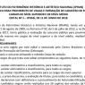 Iphan divulga edital de concurso público para mais de 400 vagas e salários de até R$ 5.035,29