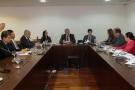 Solução para reabertura do porto de Guajará-Mirim é discutida em reunião entre os governos federal e de Rondônia