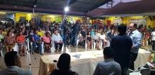 """Garçon e Daniel Pereira lançam """"Título Já"""" para os bairros Mariana e São Francisco"""