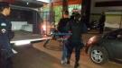 Motociclista é preso após fugir da PM e por direção perigosa