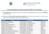 FGV divulga listas de candidatos com pedidos de isenções deferidos e indeferidos