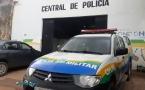 Homem é preso após agredir a esposa grávida de seis de meses na Capital