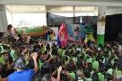 Ariquemes recebe espetáculo infantil com apresentações em libras e em audiodescrição