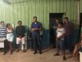 Emdur instala iluminação na Comunidade Água Azul de Porto Velho a pedido de Expedito Netto