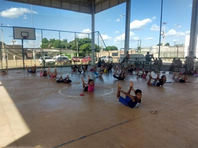 Alimentação nas escolinhas esportivas de iniciação de base, um gol de placa contra a subnutrição e a fome