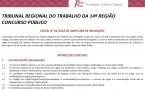 TRT Rondônia abre concurso público e oferece salário de R$ 11.006,83; veja edital