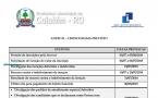 Prefeitura de Cujubim divulga edital de concurso com mais de 60 vagas e salários de até R$ 5 mil