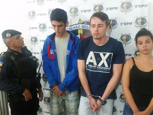 Presa quadrilha de acadêmicos que fornecia drogas a alunos de faculdade em Porto Velho