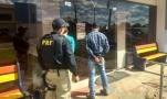 Agentes da PRF prendem casal transportando quase 5 kg de cocaína