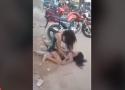 Mais uma briga de rua em Ji-Paraná viraliza nas redes sociais