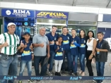 Meninos do Talentos do Futuro embarcam para Rio de Janeiro em nova etapa da peneira do Flamengo