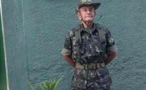 Morre aos 78 anos, Cabo Áureo, um dos pioneiros no 5º BEC