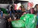 Ação da PF prende mulheres com 35 quilos de droga na rodoviária de Porto Velho