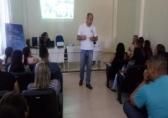 MP visita em unidades de acolhimento municipais e fala sobre trabalho infantil rural