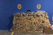 Polícia Federal prende dois traficantes com quase 700 quilos de maconha em Rondônia