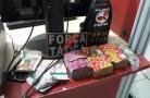 Dupla é presa com vários tabletes de maconha em Porto Velho