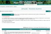 Prefeitura de Buritis abre processo seletivo para assistentes de alfabetização