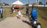 Competições no Joer Paralímpico seguem até quarta-feira em Ji-Paraná