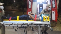 Motorista agride jovem com paulada na cabeça durante briga de trânsito em Porto Velho