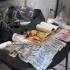 Policiais do Batalhão de Choque prendem três com cocaína e maconha na Zona Leste