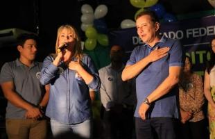 Em grande ato político de adesão, Ivonete Gomes leva eleitor a reflexão sobre voto