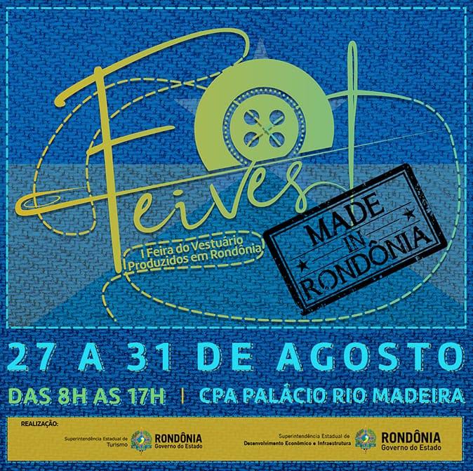 Resultado de imagem para Indústrias de Rondônia participam de feira de confecções, na capital