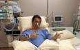 """Após nova cirurgia, filho diz que Bolsonaro teve """"noite delicada"""", mas passa bem"""