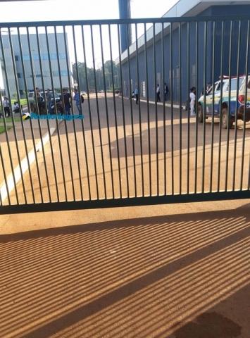 Criminosos amarram vigilantes durante assalto ao Hospital de Câncer em Porto Velho