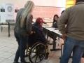 Eleitor com mobilidade reduzida pode solicitar transporte do TRE, em Porto Velho