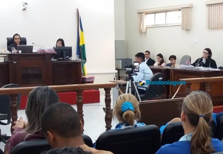 Delegado assassino de Porto Velho é condenado a 14 anos de prisão